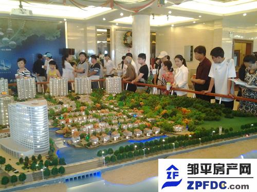 html 海阳的海景房不只是海景房,还是海阳市新城区中心,所以配套设施