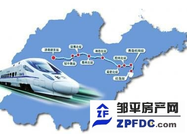 济青高铁邹平段建设工作开展图片